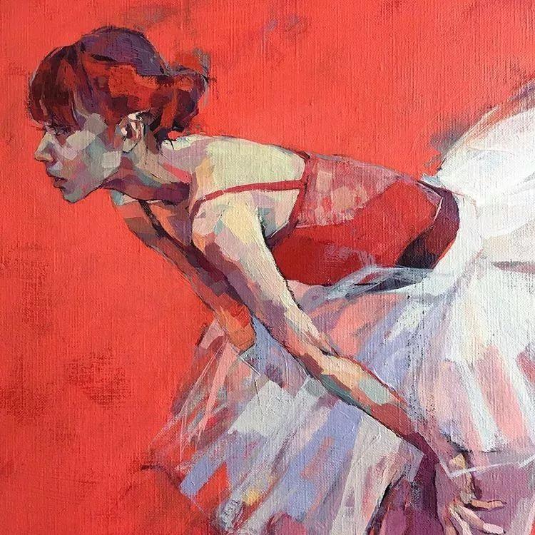 惊艳的马赛克画风,她将女人的柔美与绚烂,表现的淋漓尽致插图30
