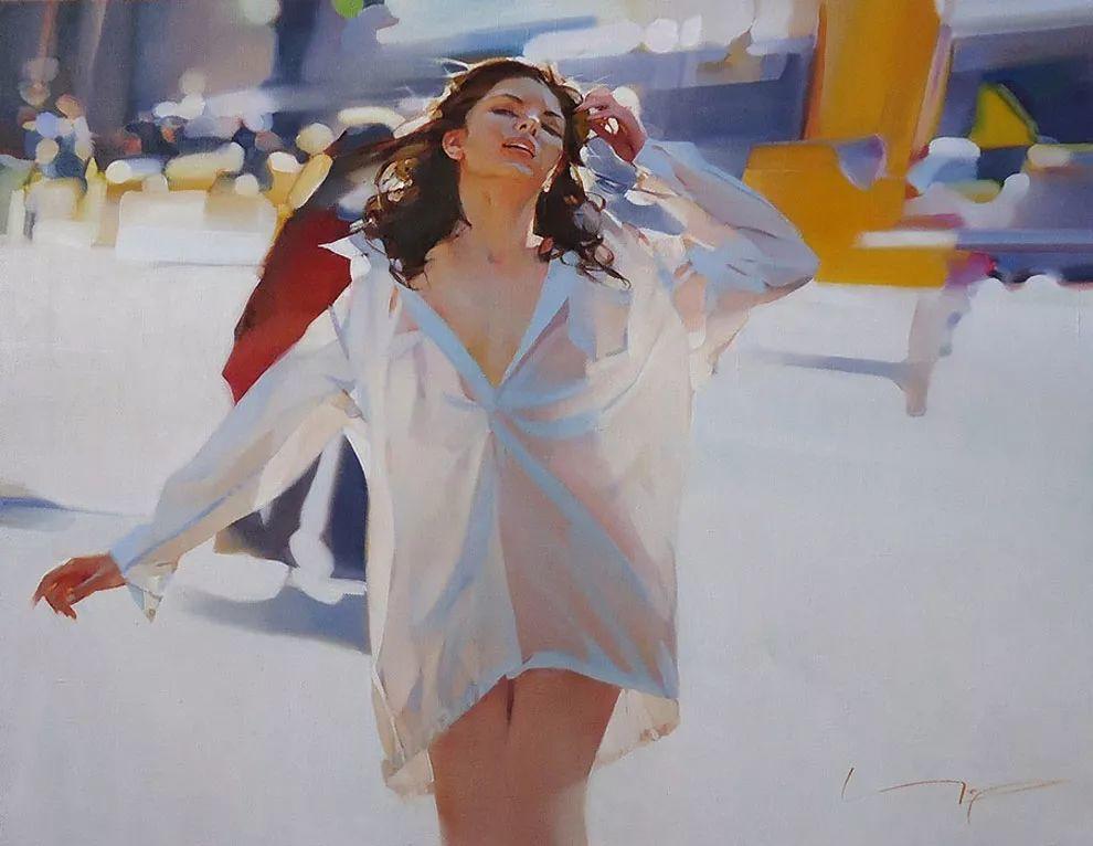 色光之美,俄罗斯画家Alexey Chernigin插图2