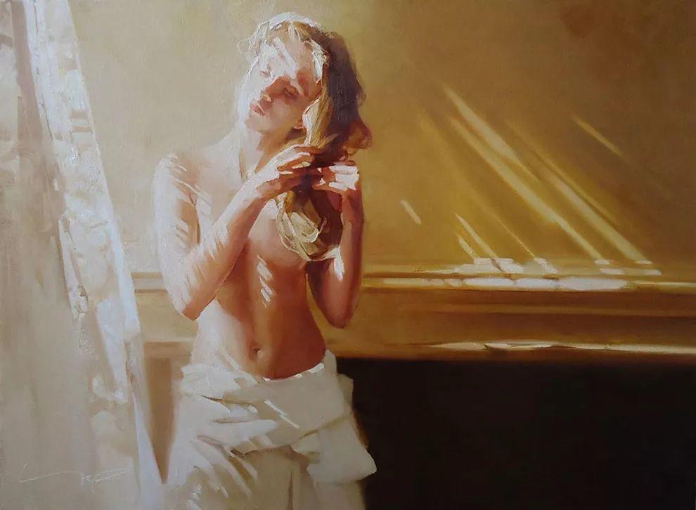 色光之美,俄罗斯画家Alexey Chernigin插图4