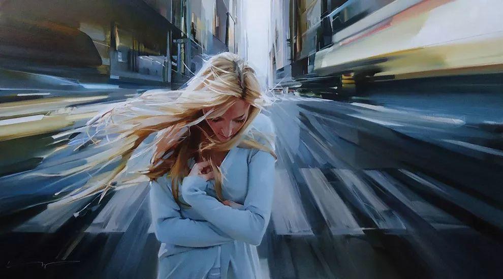 色光之美,俄罗斯画家Alexey Chernigin插图5