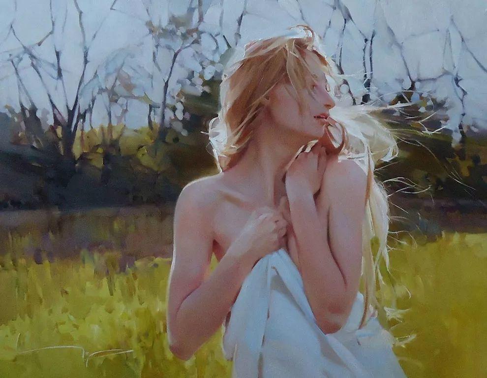 色光之美,俄罗斯画家Alexey Chernigin插图8