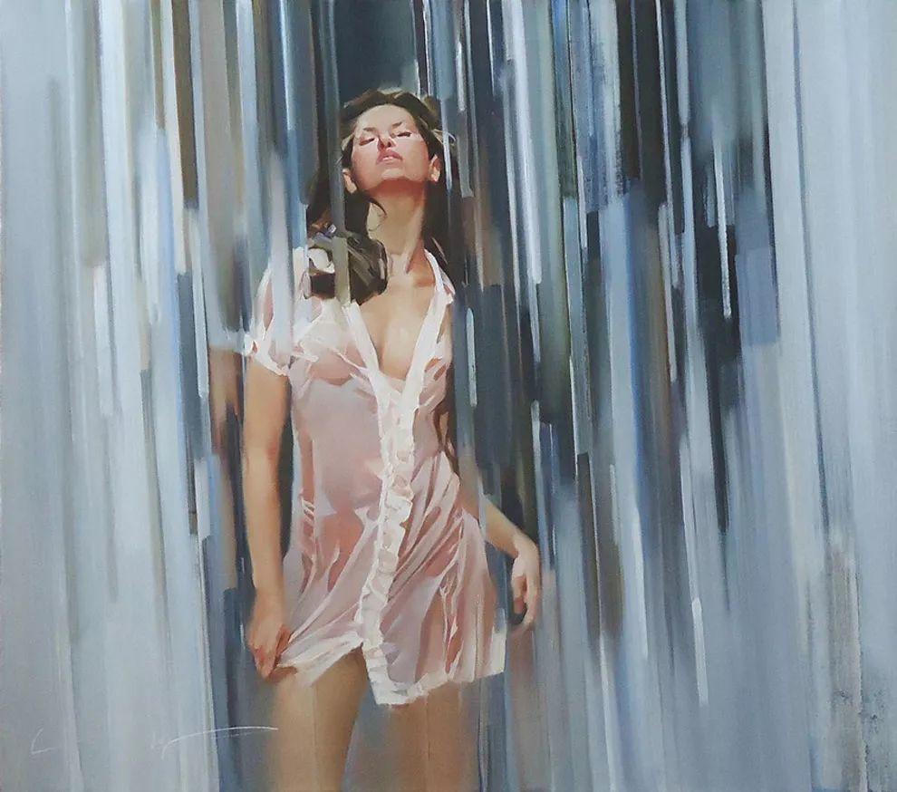 色光之美,俄罗斯画家Alexey Chernigin插图9