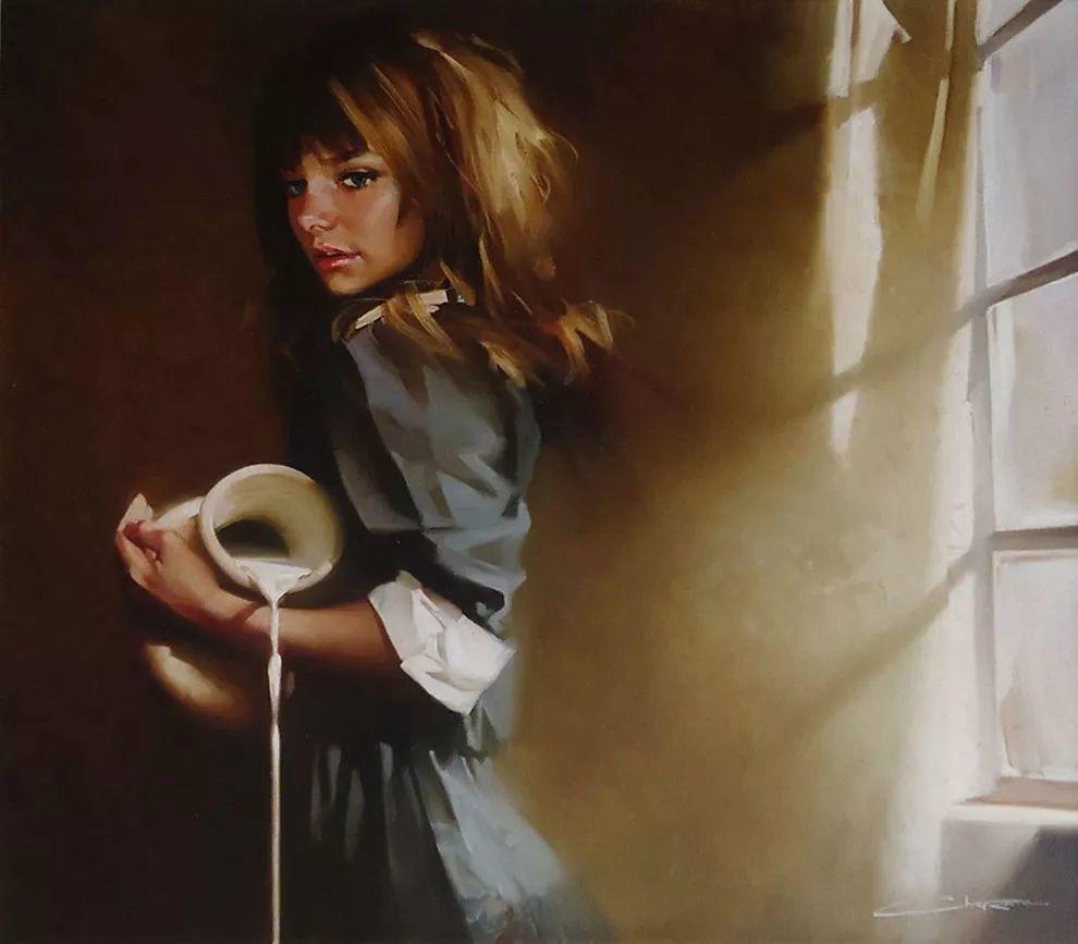 色光之美,俄罗斯画家Alexey Chernigin插图11