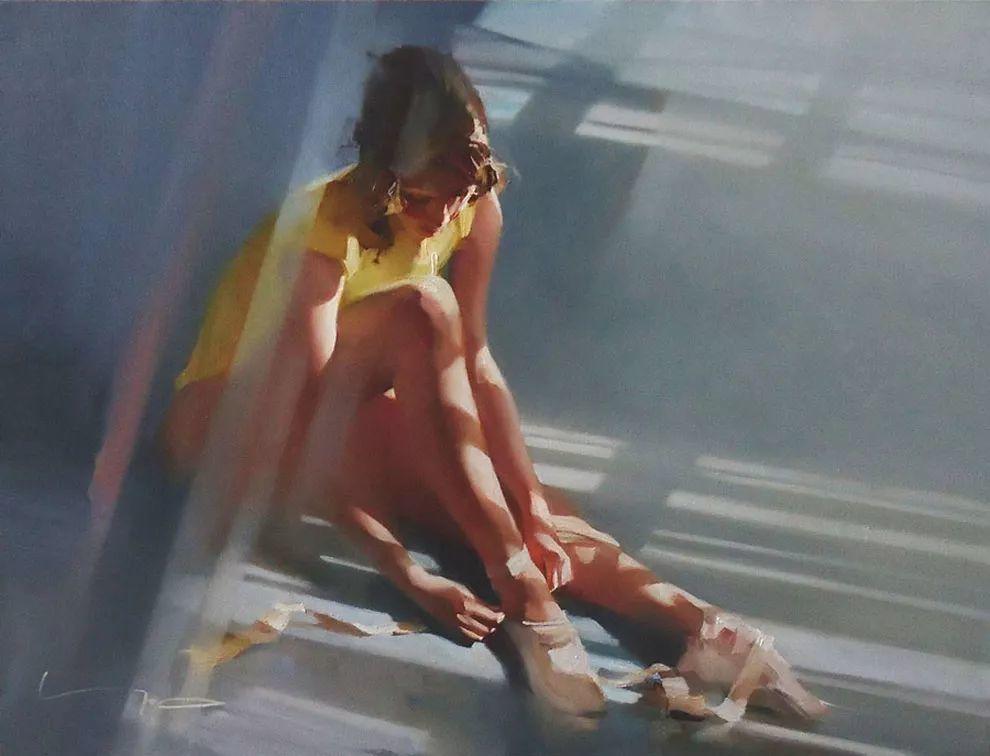 色光之美,俄罗斯画家Alexey Chernigin插图13