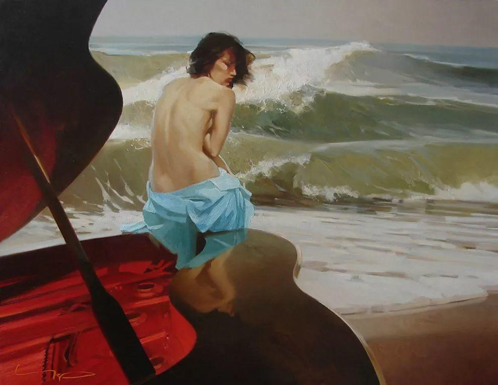 色光之美,俄罗斯画家Alexey Chernigin插图15