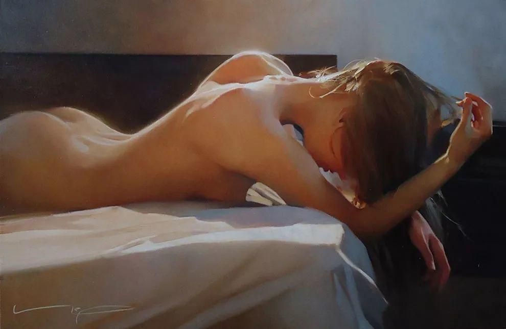 色光之美,俄罗斯画家Alexey Chernigin插图17