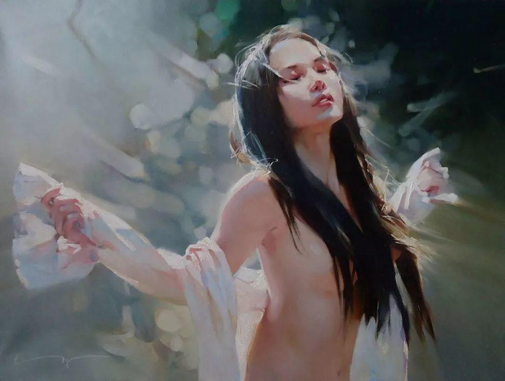 色光之美,俄罗斯画家Alexey Chernigin插图22