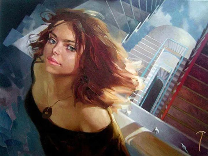 色光之美,俄罗斯画家Alexey Chernigin插图23