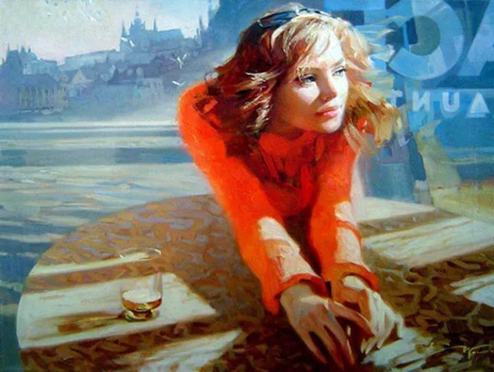 色光之美,俄罗斯画家Alexey Chernigin插图25