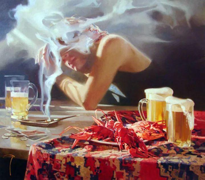 色光之美,俄罗斯画家Alexey Chernigin插图26