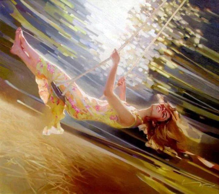 色光之美,俄罗斯画家Alexey Chernigin插图30