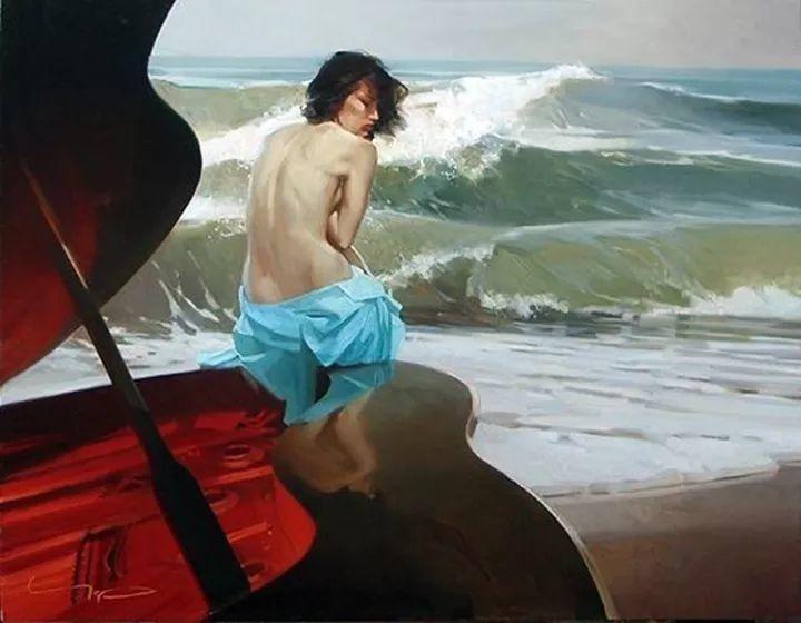 色光之美,俄罗斯画家Alexey Chernigin插图33