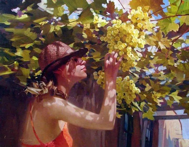 色光之美,俄罗斯画家Alexey Chernigin插图38