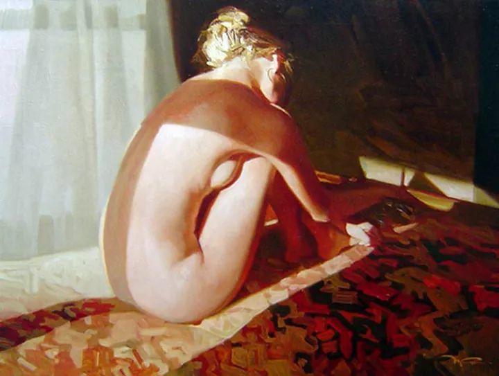 色光之美,俄罗斯画家Alexey Chernigin插图39