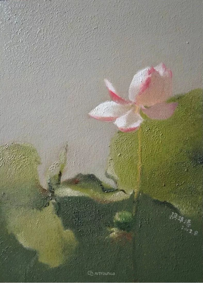 温暖而充满内在的情绪之美,梁华涛作品欣赏插图31
