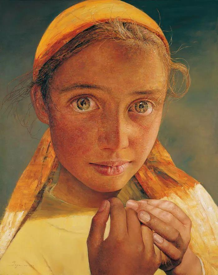从高原到草原 丝路绽放——燕娅娅油画作品展插图8