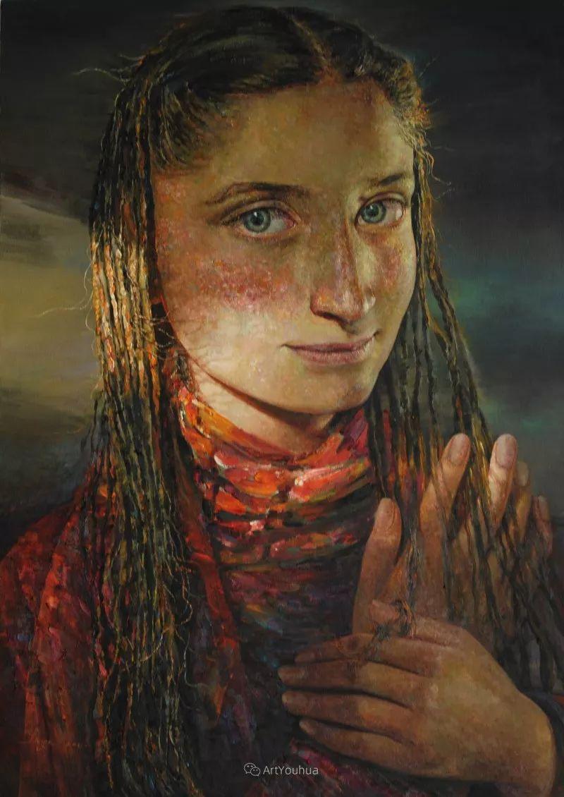 从高原到草原 丝路绽放——燕娅娅油画作品展插图11