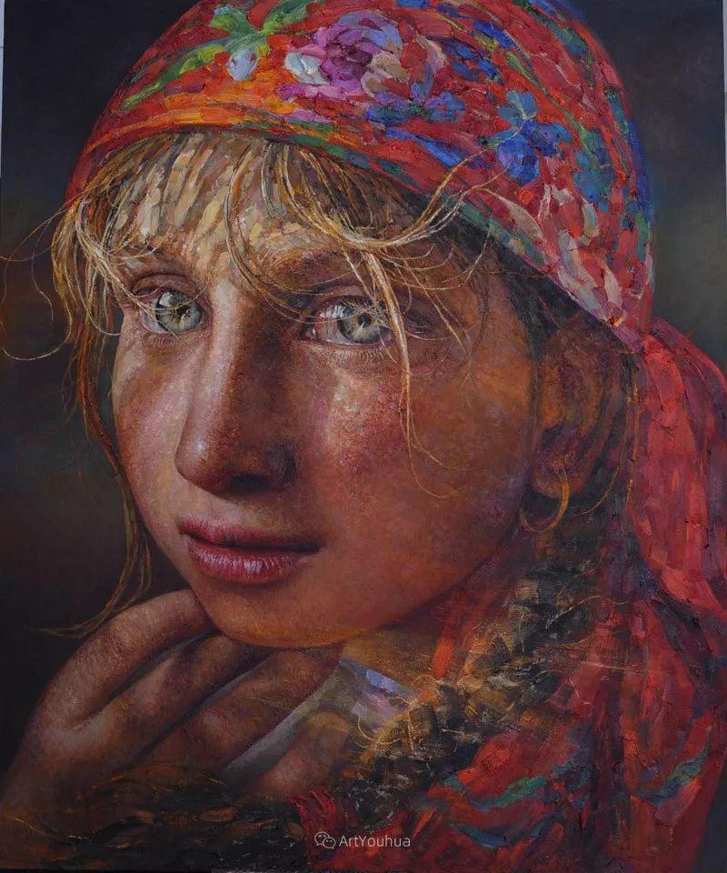 从高原到草原 丝路绽放——燕娅娅油画作品展插图12