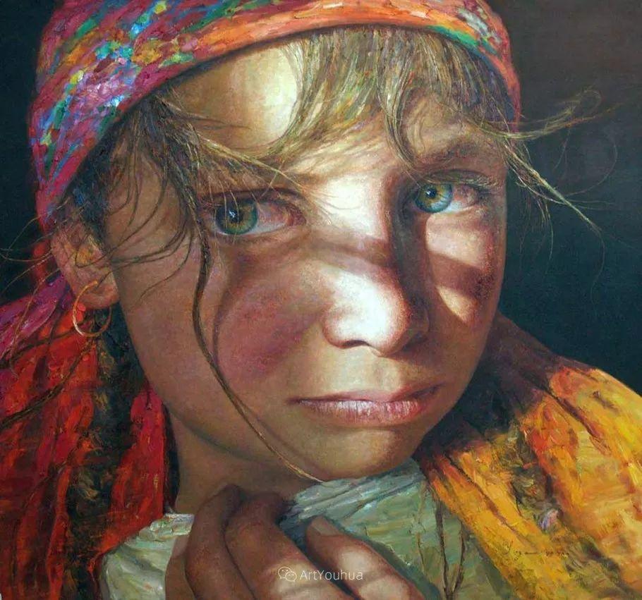 从高原到草原 丝路绽放——燕娅娅油画作品展插图18