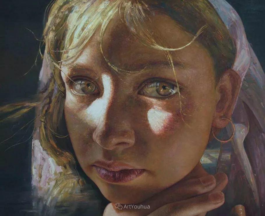 从高原到草原 丝路绽放——燕娅娅油画作品展插图21