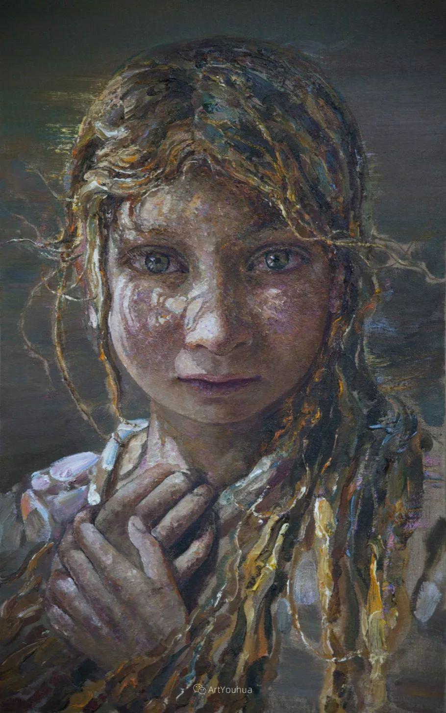从高原到草原 丝路绽放——燕娅娅油画作品展插图28