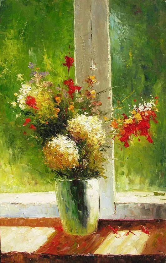 满目的绚丽色彩,加拿大女画家Marchella Piery插图3