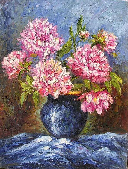 满目的绚丽色彩,加拿大女画家Marchella Piery插图5