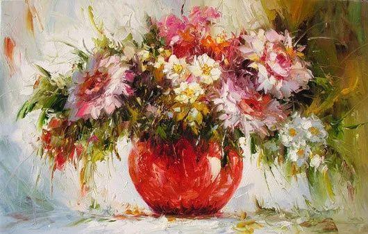 满目的绚丽色彩,加拿大女画家Marchella Piery插图7