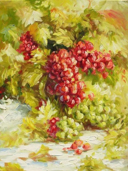 满目的绚丽色彩,加拿大女画家Marchella Piery插图11