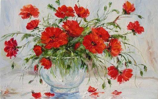 满目的绚丽色彩,加拿大女画家Marchella Piery插图13