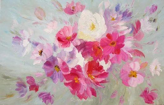满目的绚丽色彩,加拿大女画家Marchella Piery插图17
