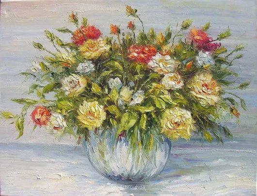 满目的绚丽色彩,加拿大女画家Marchella Piery插图19