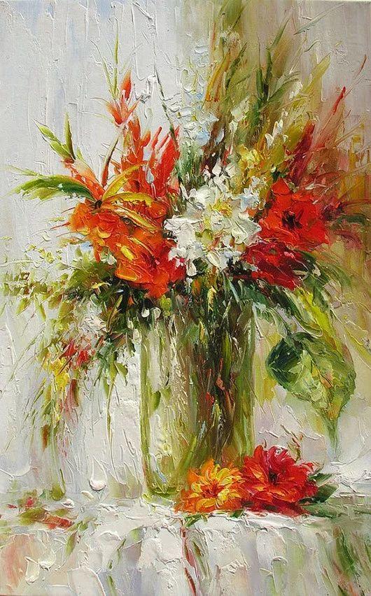 满目的绚丽色彩,加拿大女画家Marchella Piery插图21