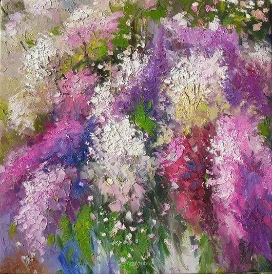 满目的绚丽色彩,加拿大女画家Marchella Piery插图23