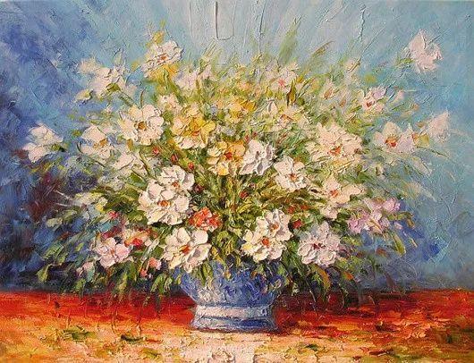 满目的绚丽色彩,加拿大女画家Marchella Piery插图25