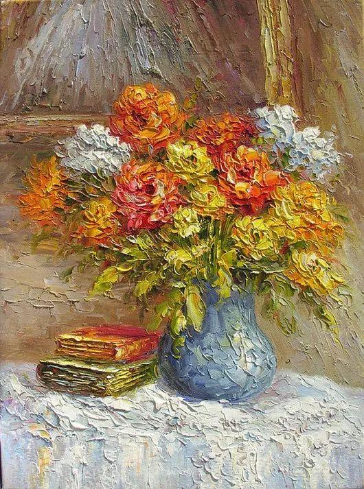 满目的绚丽色彩,加拿大女画家Marchella Piery插图27