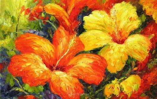 满目的绚丽色彩,加拿大女画家Marchella Piery插图29