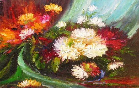 满目的绚丽色彩,加拿大女画家Marchella Piery插图39