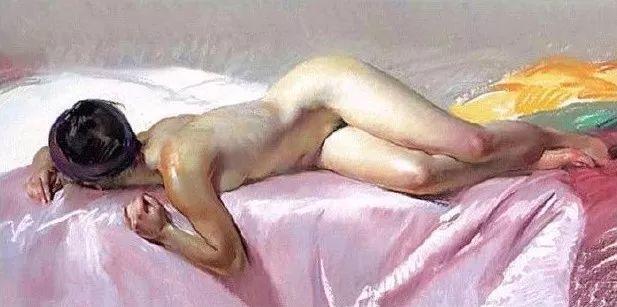 粉彩之美,西班牙艺术家桑塔曼斯的绘画作品插图30