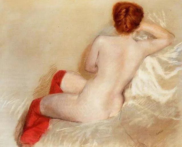 粉彩之美,西班牙艺术家桑塔曼斯的绘画作品插图33