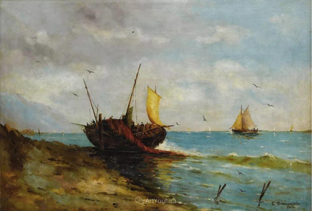 意大利画家卡洛·布兰卡乔作品欣赏插图4