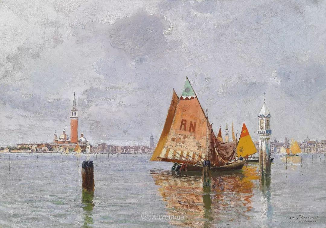 意大利画家卡洛·布兰卡乔作品欣赏插图5