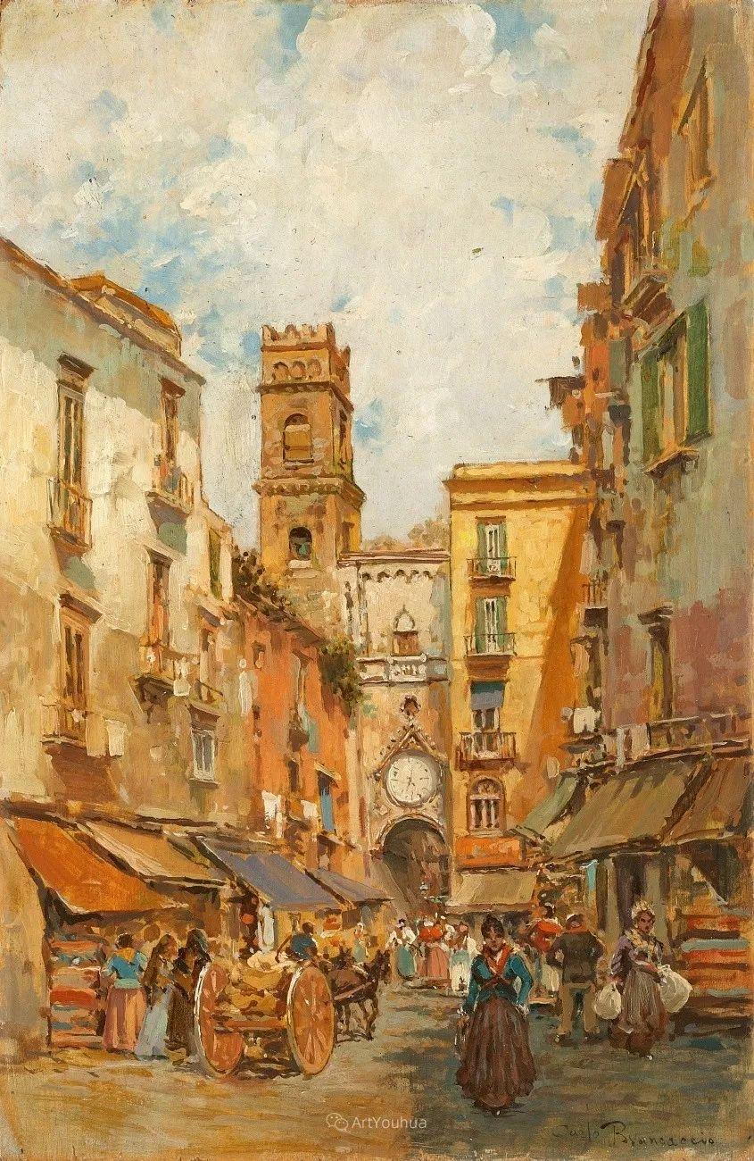 意大利画家卡洛·布兰卡乔作品欣赏插图10