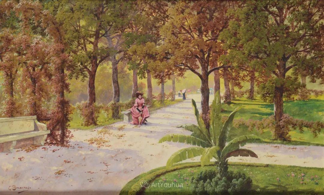 意大利画家卡洛·布兰卡乔作品欣赏插图11