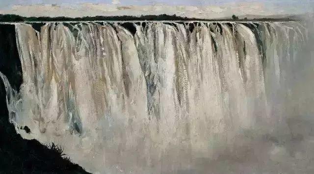 吴冠中笔下最贵20幅风景画,最后一幅至今无人超越插图13