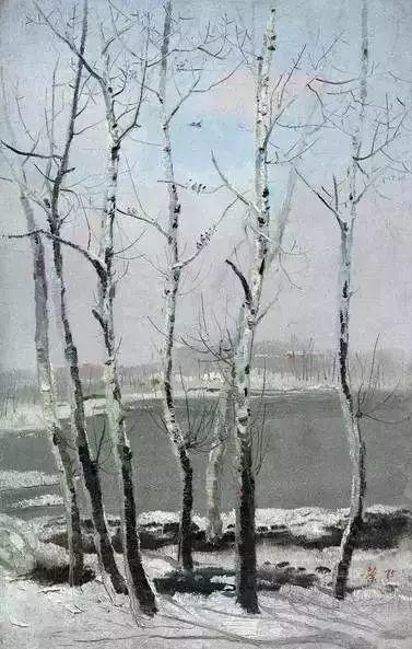 吴冠中笔下最贵20幅风景画,最后一幅至今无人超越插图14