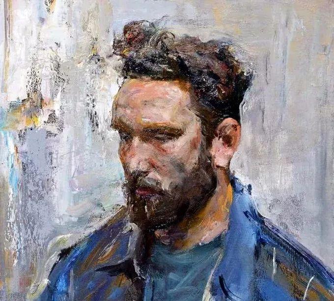 俄罗斯年轻油画家Ivan Loginov插图2