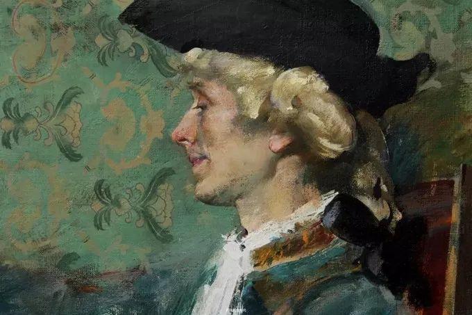 俄罗斯年轻油画家Ivan Loginov插图4