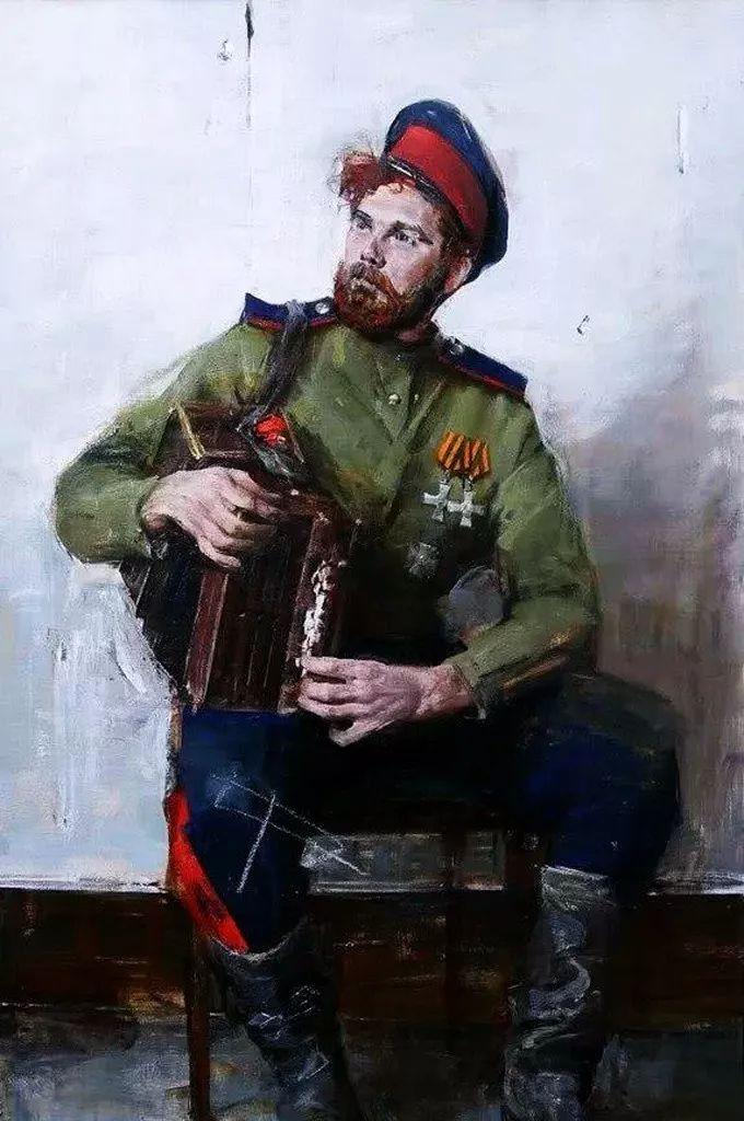俄罗斯年轻油画家Ivan Loginov插图5