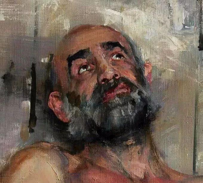 俄罗斯年轻油画家Ivan Loginov插图8